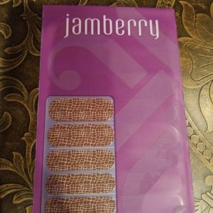 NEW Unopened Jamberry Nail Wraps - Croc Me Up